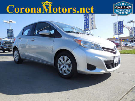 2014 Toyota Yaris L for Sale  - 11996  - Corona Motors