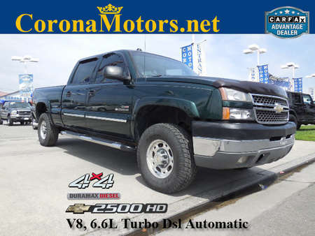 2005 Chevrolet Silverado 2500HD LS for Sale  - 12015  - Corona Motors