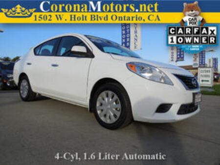 2014 Nissan Versa SV for Sale  - 11485  - Corona Motors