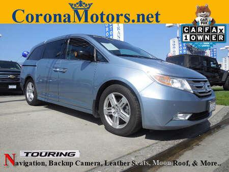 2012 Honda Odyssey Touring for Sale  - Odyssey94  - Corona Motors