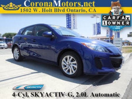 2013 Mazda Mazda3 i Touring for Sale  - 11331  - Corona Motors