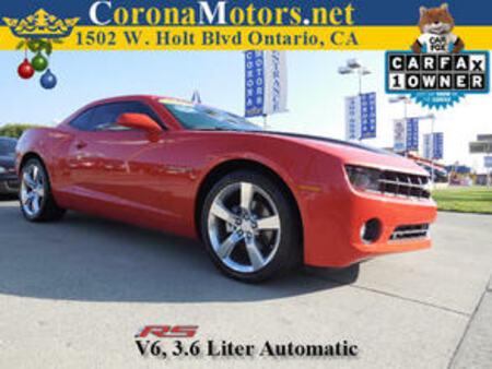 2011 Chevrolet Camaro 2LT for Sale  - 11501  - Corona Motors
