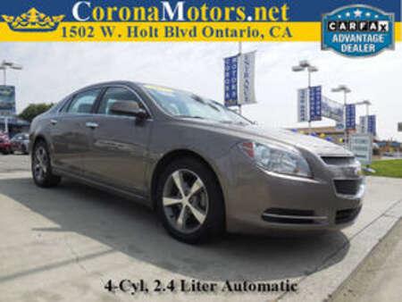 2012 Chevrolet Malibu LT w/1LT for Sale  - 11708  - Corona Motors