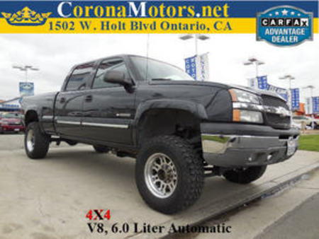 2003 Chevrolet Silverado 1500HD LS for Sale  - Silvt  - Corona Motors