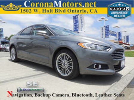 2013 Ford Fusion SE for Sale  - Fusion  - Corona Motors
