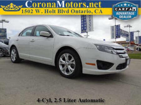 2012 Ford Fusion SE for Sale  - 11701  - Corona Motors