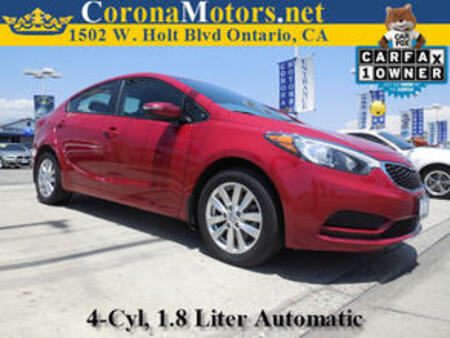 2014 Kia FORTE LX for Sale  - 11358  - Corona Motors