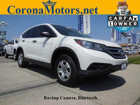 2014 Honda CR-V LX for Sale  - 12053  - Corona Motors