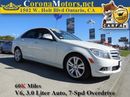 2009 Mercedes-Benz C-Class 3.0L Sport for Sale  - 11206  - Corona Motors