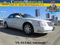 2011 Cadillac DTS Luxu