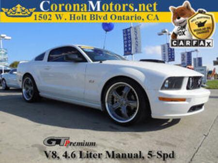 2007 Ford Mustang GT Premium for Sale  - 11572  - Corona Motors