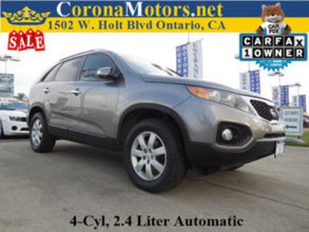 2011 Kia Sorento LX for Sale  - 11520  - Corona Motors
