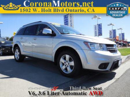 2011 Dodge Journey Mainstreet for Sale  - 11404  - Corona Motors