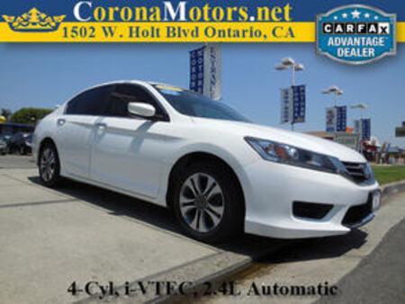 2013 Honda Accord LX for Sale  - 11393  - Corona Motors