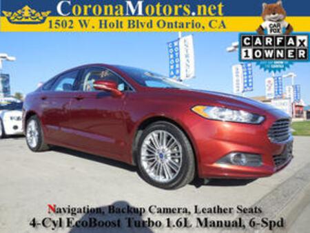 2014 Ford Fusion SE for Sale  - 11565  - Corona Motors