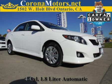 2009 Toyota Corolla S for Sale  - 11563  - Corona Motors