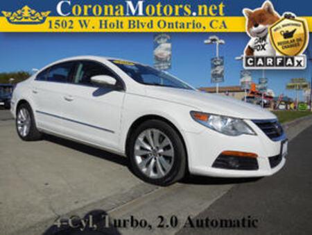 2010 Volkswagen CC Sport for Sale  - 11207  - Corona Motors