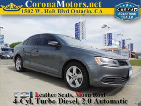 2012 Volkswagen Jetta Sedan TDI w/Premium for Sale  - 11231  - Corona Motors
