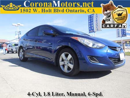 2013 Hyundai Elantra GLS for Sale  - 11914  - Corona Motors