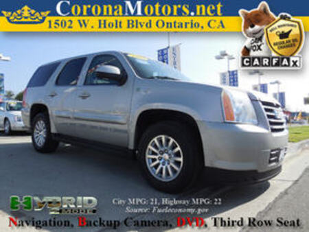 2008 GMC Yukon Hybrid  for Sale  - 11435  - Corona Motors