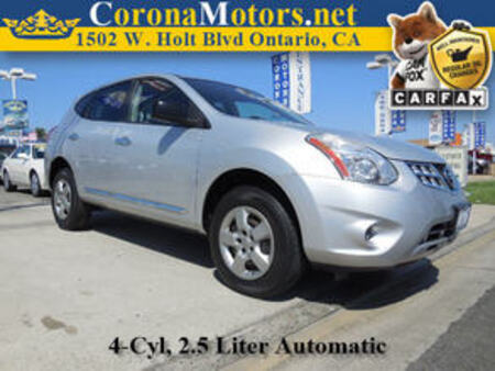2011 Nissan Rogue S for Sale  - 11436  - Corona Motors