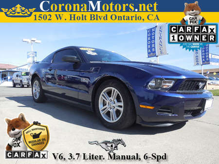2011 Ford Mustang V6 for Sale  - 11906  - Corona Motors