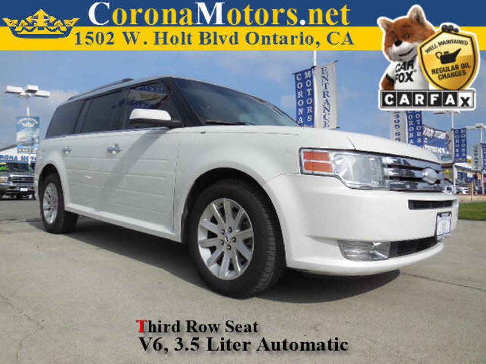 2012 Ford Flex  - Corona Motors