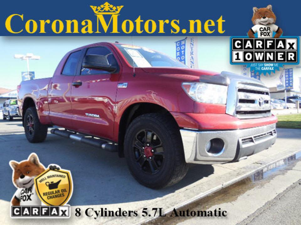 2013 Toyota Tundra  - Corona Motors