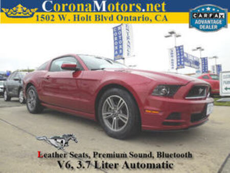 2013 Ford Mustang V6 Premium for Sale  - 11611  - Corona Motors