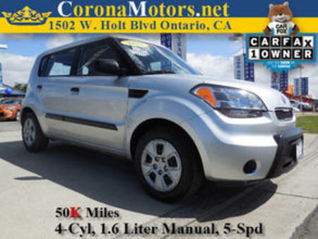 2010 Kia Soul  for Sale  - 11247  - Corona Motors