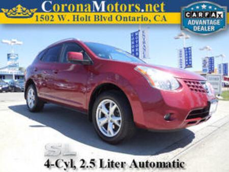 2008 Nissan Rogue SL for Sale  - 11246  - Corona Motors