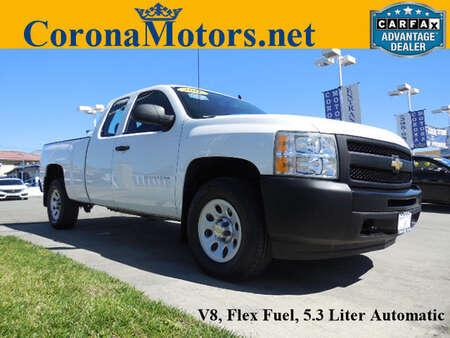 2011 Chevrolet Silverado 1500 Work Truck for Sale  - 11969  - Corona Motors