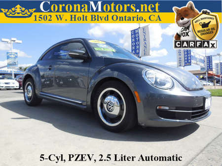 2013 Volkswagen Beetle Coupe 2.5L for Sale  - Beetle38  - Corona Motors