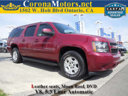 2007 Chevrolet Suburban LT for Sale  - 11648  - Corona Motors