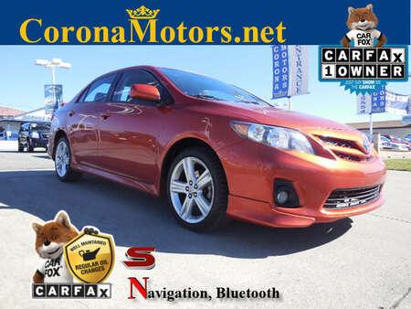 2013 Toyota Corolla S Special Edition for Sale  - 11964  - Corona Motors