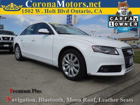 2010 Audi A-4 2.0T Premium  Plus for Sale  - 11794  - Corona Motors