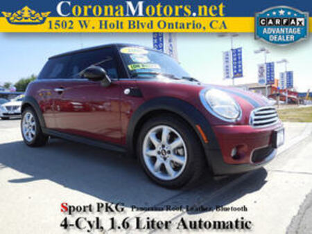 2008 Mini Cooper Hardtop  for Sale  - 11303  - Corona Motors