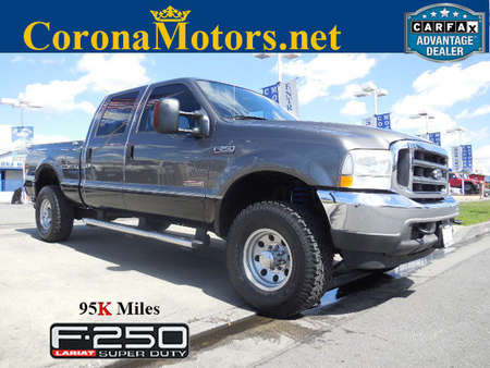 2004 Ford F-250 Lariat for Sale  - 11985  - Corona Motors