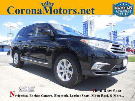2012 Toyota Highlander SE for Sale  - 11987  - Corona Motors
