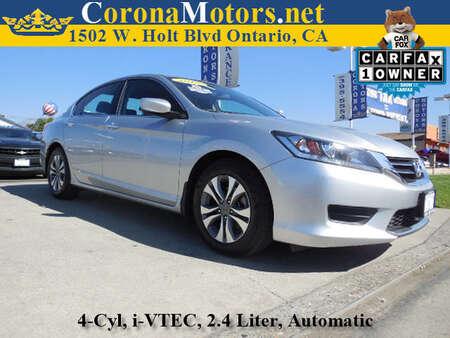2015 Honda Accord Sedan LX for Sale  - 11831  - Corona Motors