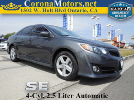2012 Toyota Camry SE for Sale  - 11304  - Corona Motors