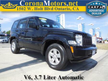 2012 Jeep Liberty Sport for Sale  - 11311  - Corona Motors