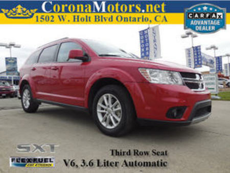2013 Dodge Journey SXT for Sale  - 11690  - Corona Motors