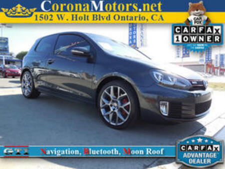 2013 Volkswagen GTI w/Sunroof & Navi for Sale  - 11344  - Corona Motors
