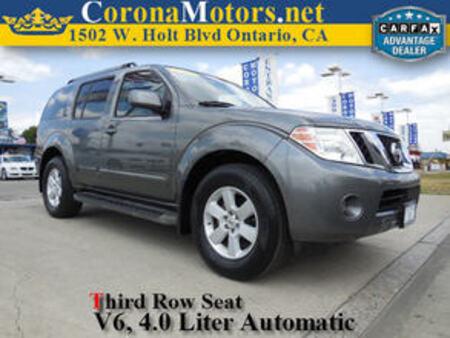 2008 Nissan Pathfinder SE for Sale  - 11319  - Corona Motors
