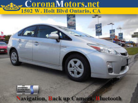 2010 Toyota Prius III for Sale  - 11145  - Corona Motors