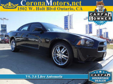 2012 Dodge Charger SE for Sale  - 11347  - Corona Motors