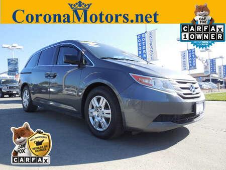 2012 Honda Odyssey LX for Sale  - 12001  - Corona Motors