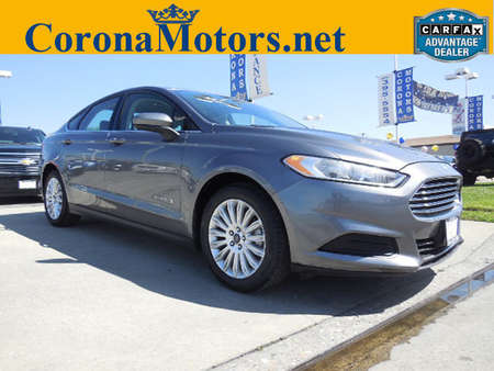 2014 Ford Fusion S Hybrid for Sale  - 12012  - Corona Motors