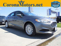 2014 Ford Fusion S Hy